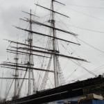 Cutty Sark - Visiting Greenwich - being30.com