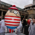 Where's Wally - Easter in London - being30.com