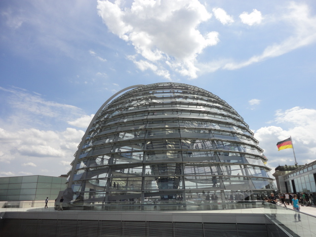 Reichstag Dome | Berlin | being30.com
