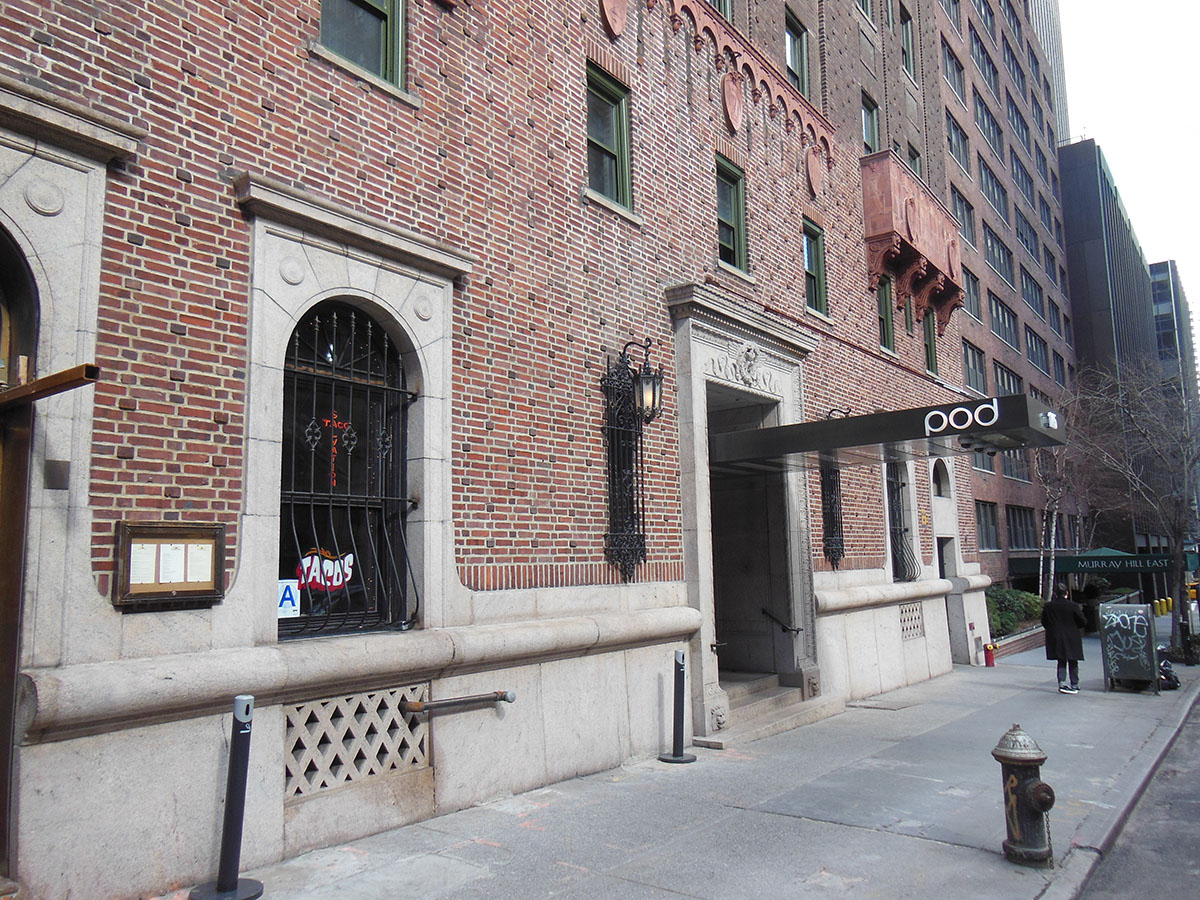 Places To Stay In New York City The Pod Review Being30