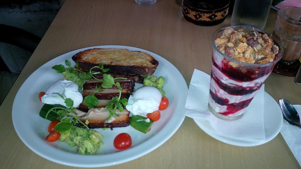 Le Monde Breakfast