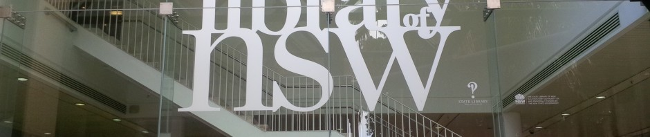 NSW Libraries