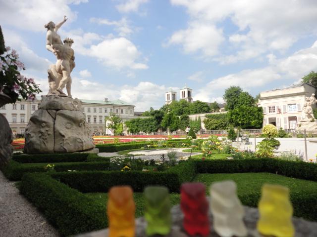 Bears in Salzburg