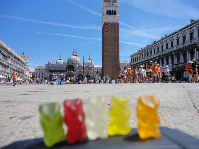Bears in St Marks Square