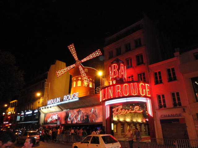 Moulin Rouge - being30.com