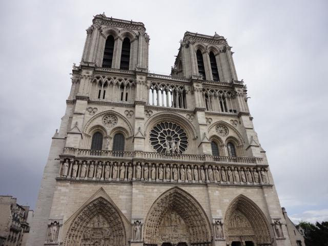 Notre Dame - being30.com