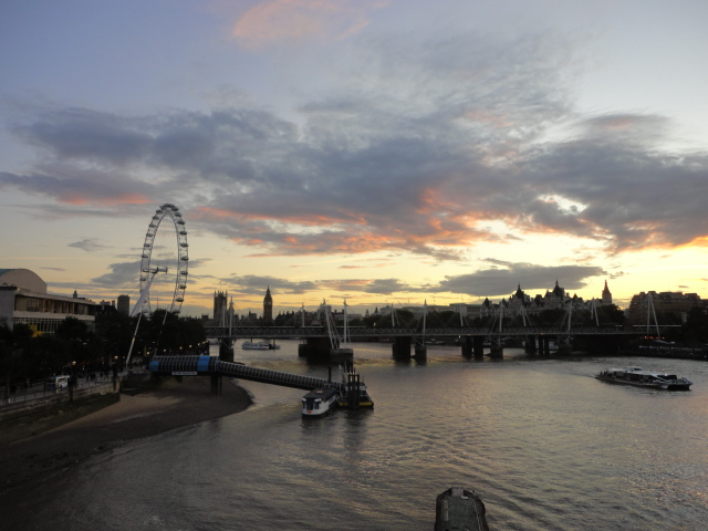 View of London - being30.com