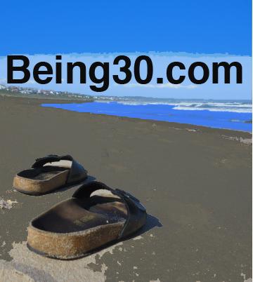 being30.com logo