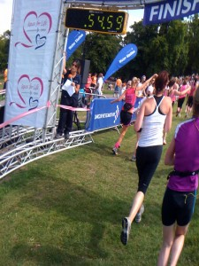 Race for Life – Personal Best at 30