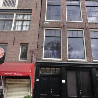 Anne Frank House - Amsterdam - being30.com