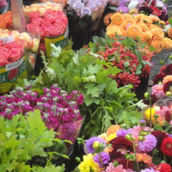 Flower Market - Amsterdam - being30.com