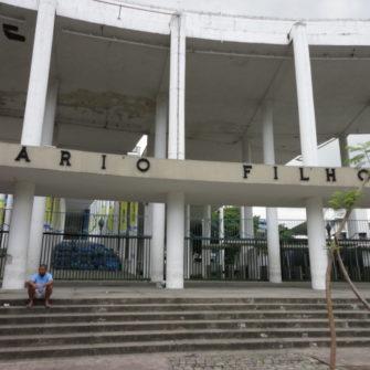 Football Stadium - Rio de Janeiro - being30.com