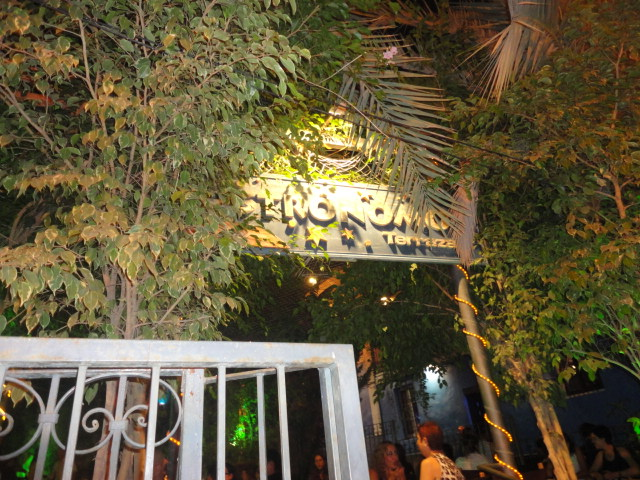Bar Astronomo - Going out in Alicante - being30.com