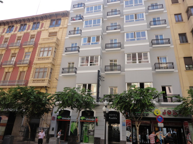 Hotel Rambla - Studying in Alicante - being30.com