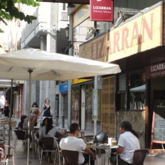 Lizerran - Eating in Alicante - being30.com