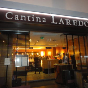 Cantina Laredo - Good Mexican in London - being30.com
