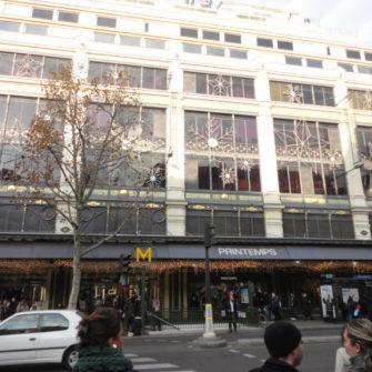 Paris on a budget - Shopping - being30.com