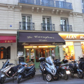 Paris on a budget - brasserie - being30.com