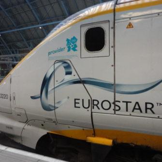 Paris on a budget - Eurostar - being30.com