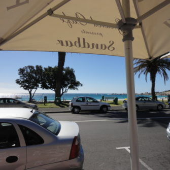 A View of the Camp's Bay Beach - Cape Town - being30.com