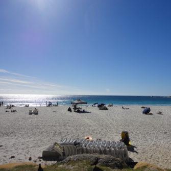 Camp's Bay Beach - Cape Town - being30.com