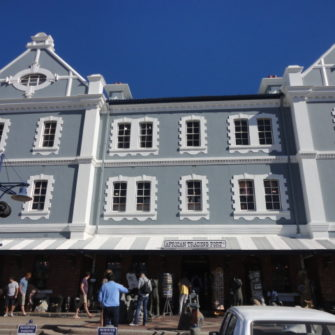 The V&A Waterfront - Cape Town - being30.com