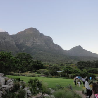 KIrstenbosch Gardens - Cape Town - being30.com
