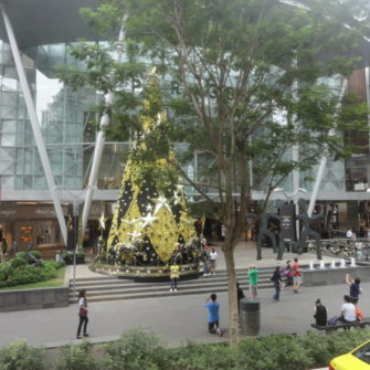 Weekend in Singapore - Orchard Road - being30.com