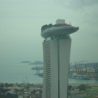 Weekend in Singapore - Marina Bay Sands - being30.com