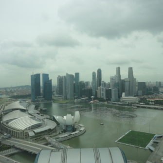 Weekend in Singapore - View of the City - being30.com