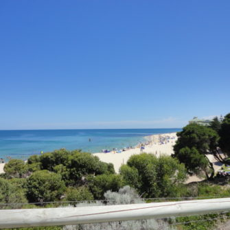 Christmas Down Under - Cottesloe Beach - being30.com