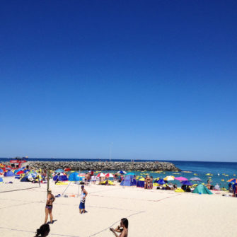 Cottesloe Beach - Havaianas Thong Competition - being30.com