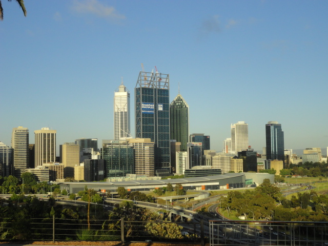 A View from King's Park - Perth Attractions - being30.com