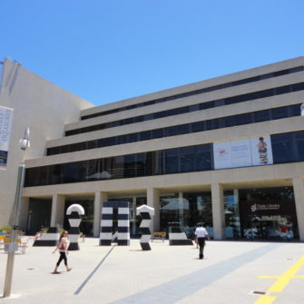 Northbridge - State Library - being30.com