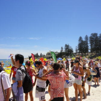 Australia Day - Havaianas Thong Competition - being30.com