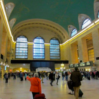 Grand Central Terminal NYC - NYC on a Budget - being30.com