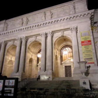 NYC Public Library - NYC on a Budget - being30.com
