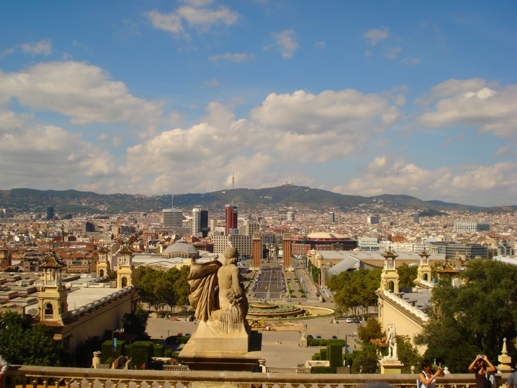 View of the City - Reasons to Love Barcelona - being30.com
