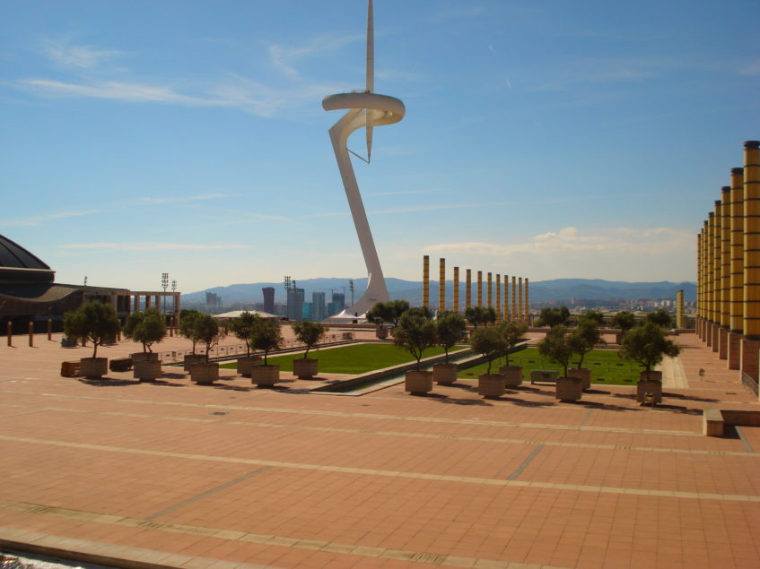 Olympic Park - Reasons to Love Barcelona - being30.com