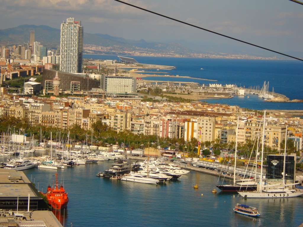Barcelona Port - Reasons to Love Barcelona - being30.com
