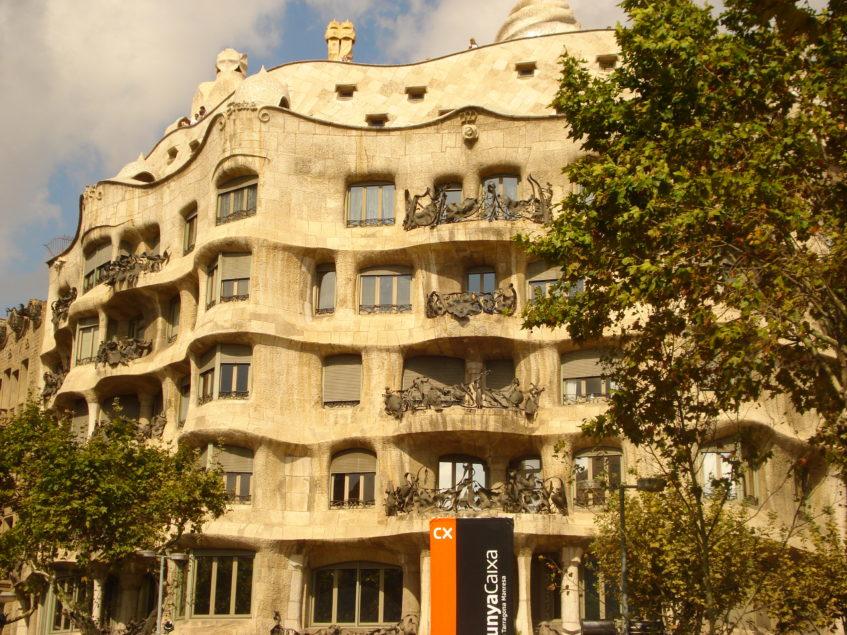 Gaudi Building - Reasons to Love Barcelona - being30.com