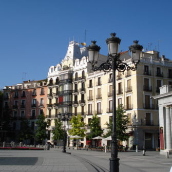 Studying Spanish in Madrid - being30.com