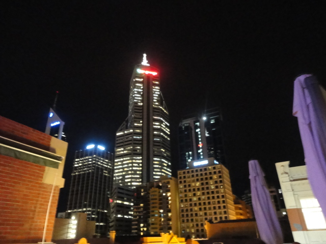 View From the Conservatory - Bar Crawl in Perth - being30.com