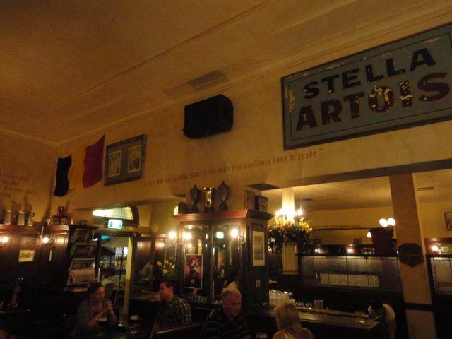 Belgian Bar - Bar Crawl in Perth - being30.com