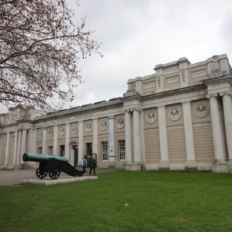 Naval College - Visiting Greenwich - being30.com