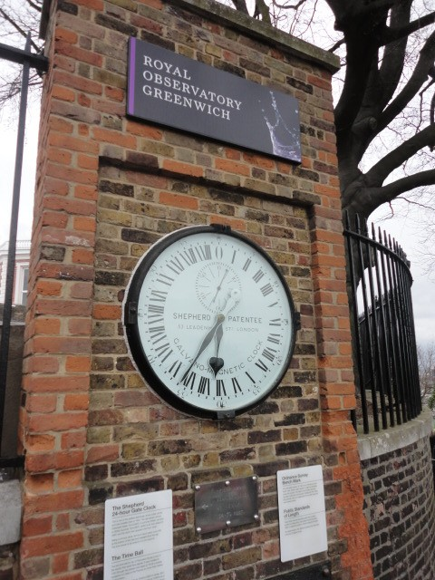 Royal Observatory - Visiting Greenwich - being30.com