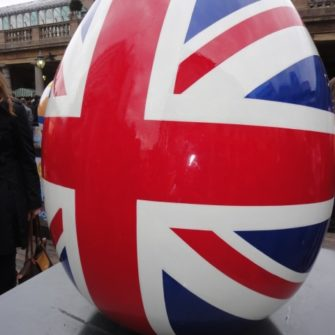Union Jack - Easter in London - being30.com