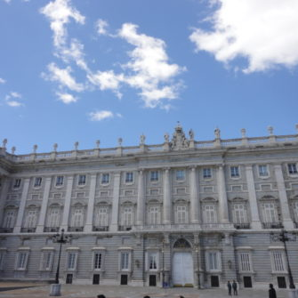 Royal Palace - Studying in Madrid - being30.com