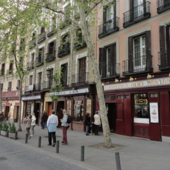 Spanish Restaurants - Studying in Madrid - being30.com