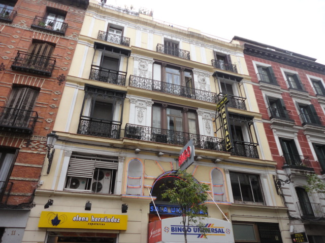 Hostel E lPilar - Studying in Madrid - being30.com
